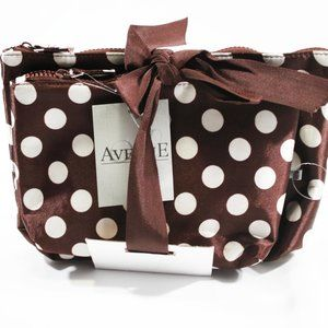 AVENUE TRAVEL & COSMETIC BAGS